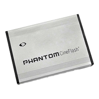 Phantom CineFlash Media