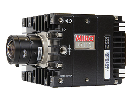 image miro C110 left side